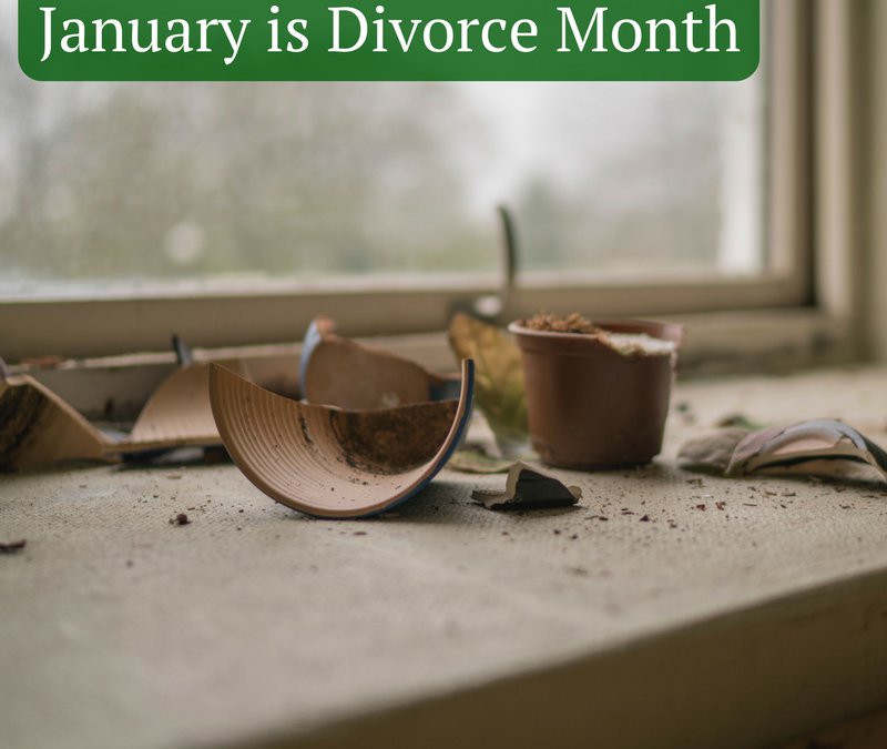 Divorce Month